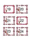 Feb Calendar Cards