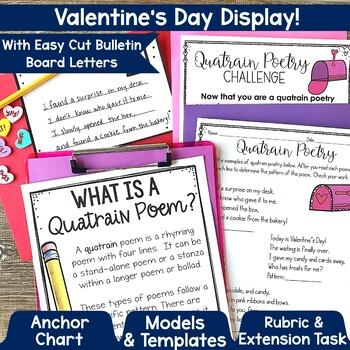 February Quatrain Poetry Bulletin Board