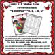 Febrero February Centros de Literatura y Matematicas Literacy  and Math Centers