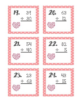 February 2 and 3 Digit, No Regrouping Addition Task Card Bundle