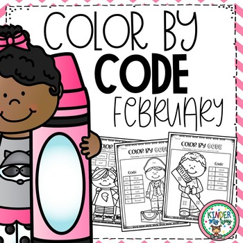 Color by Code February