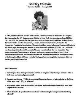 February 365! Year Round Black History Classroom Activities