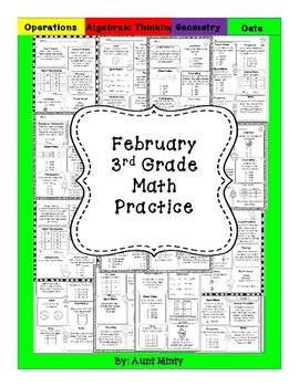 february rd grade math no prep sheets third grade math skills  originaljpg