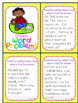 February 3rd Grade No Prep Math Worksheets Task Cards and Games