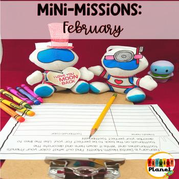February Activities Community Builders
