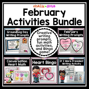 February Activities BUNDLE