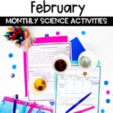 February Activities for Science