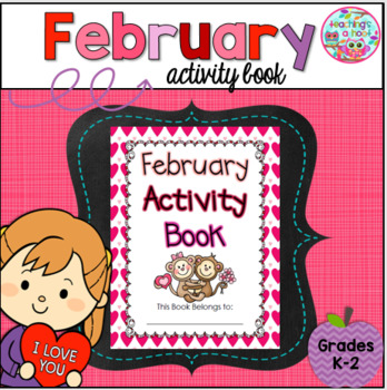 February Activity Book