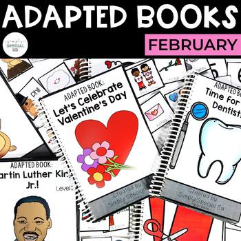February Adapted Book Bundle