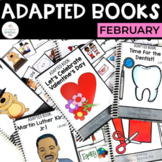 February Adapted Books