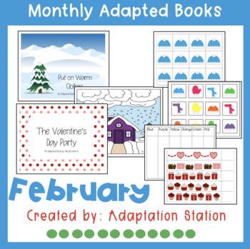 February Adapted Books