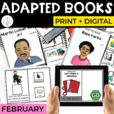 February Adapted Books | Print + Digital Bundle