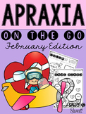 February: Apraxia On the Go