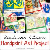 Love & Kindness Handprint Art