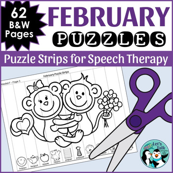 February Articulation Puzzles