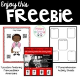 February Black History Month Freebie