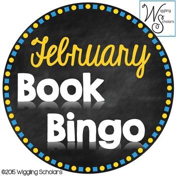 February Book Bingo