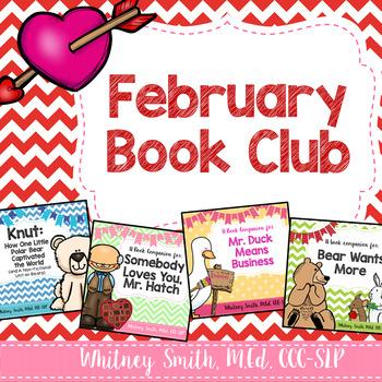 February Book Club Bundle