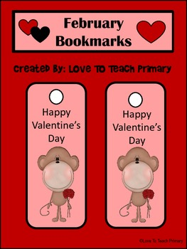 February Bookmarks