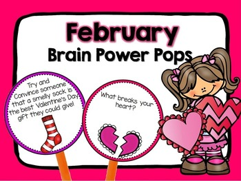 February Brain Power Pops