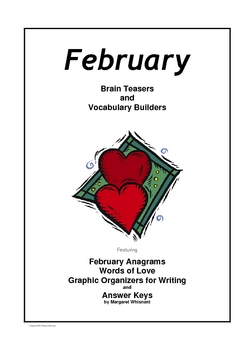 February Bell Ringers and Vocabulary Builders