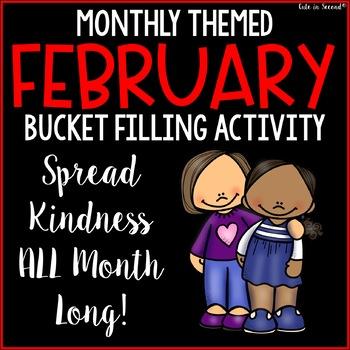 February Bucket Filling Activities
