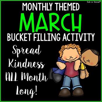 March Bucket Filling Activities