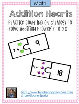February Phonics and Math Bundle K-2