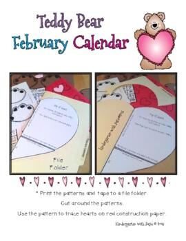February Calendar Craft and MORE