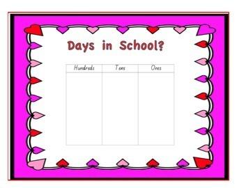 February Calendar Set