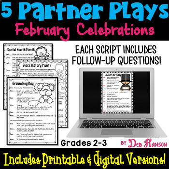 Partner Plays: February Celebrations