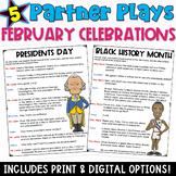 Partner Plays: February Celebrations