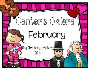 February Centers Galore