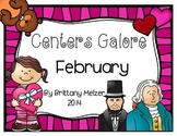 February Centers Galore