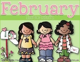 February Centers {Literacy}
