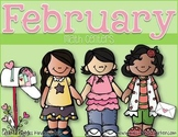 February Centers {Math}