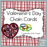 February Chain Cards