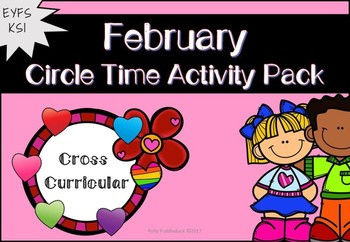 February Circle Time Activity Pack