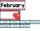 February Circle Time and Calendar Resources