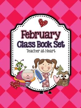 February Class Book Set