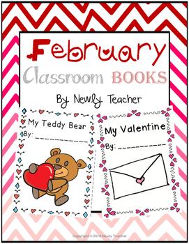 February Class Books