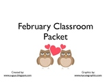 February Classroom Packet
