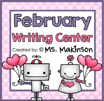 Writing Activities - February