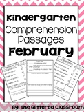 February Comprehension Passages