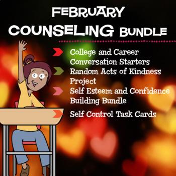 February Counseling Bundle