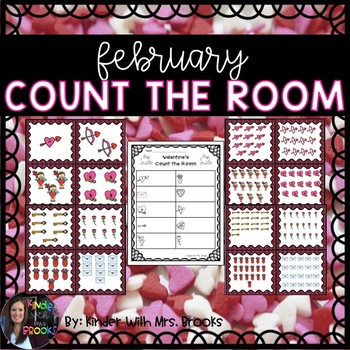 February Count the Room 1-10, 11-20
