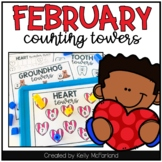 February Counting Towers