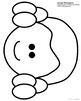 February Craft Bundle for Kindergarten (Presidents' Day, Valentine's Day)