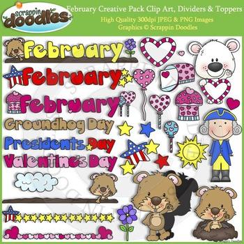 February Creative Pack