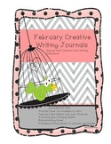 February Creative Writing Journal